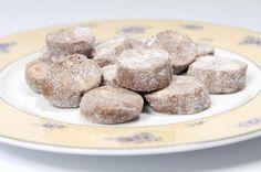 vánoční cukroví - Masarykovo cukroví