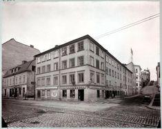 Hörnet av Hornsgatan - Timmermansgatan