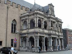 The city hall's Renaissance style loggia of 1573, Cologen