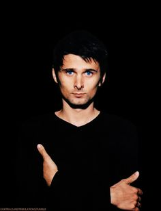 "Matthew Bellamy Honestly the only reason he's in my "" I approve"" board is because he has the most beautiful blue eyes I have ever seen. He must be Irish."