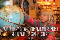 Learn how to make the next step to more travel in your life. Click inside for tips and inspiration!
