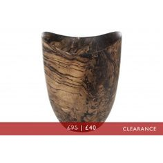 Woody Large Vase