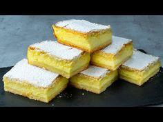 Régi recept a nagyi könyvéből – puha, krémes sütemény, könnyed lappal!| Cookrate - Magyarország - YouTube