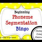 This set features 30 diffferent bingo cards so you can print as many or as few as you need.  To begin play, the teacher uses the included picture c...