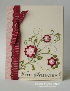 Sympathy Swirls | Craft ~ Your ~ HomeCraft ~ Your ~ Home