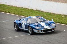 https://flic.kr/p/HJWGqd | GT40 | Ford GT40 samedi sur le circuit d'Albi