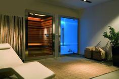 Sweet Spa e Sweet Sauna Home Spa Room, Spa Rooms, Spa Design, Bath Design, Design Ideas, Turkish Bath, Contemporary Office, Luxury Spa, Home Office Decor