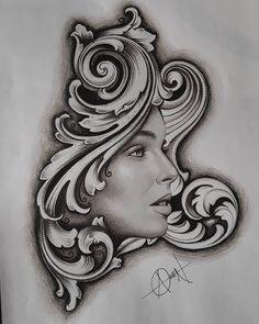 #draw, #drawing, #paint, #painting, #art, #artwork, #drawingart, #mydrawings, #instadrawing, #tattoodesign, #blackandgray, #surrealism, #pencildrawing Wild Tattoo, 1 Tattoo, Dark Tattoo, Grey Tattoo, Arm Band Tattoo, Best Sleeve Tattoos, Tattoo Sleeve Designs, Chicano Art Tattoos, Owl Tattoos
