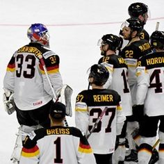 Ice Hockey World Championship - Group A - Denmark vs Germany