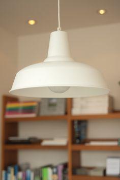 Visp Industrial Hanging Lamp