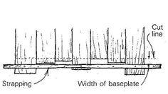 Trimming siding - Fine Homebuilding
