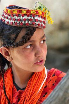 beauty of Kalash - Pakistan Beautiful World, Beautiful People, Pakistan, Kalash People, Portrait Images, Alexander The Great, People Of The World, Central Asia, Beautiful Children