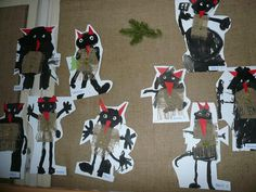 Crafts For Kids, Arts And Crafts, Archetypes, Yule, Satan, Halloween, Children, Christmas, Animales