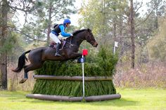Team FLAIR's Phillip Dutton and MIGHTY NICE win the CIC3* @RHHT aka Red Hills!