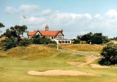 Hesketh Famous Golf Courses, Southport, Country Roads, Mansions, House Styles, Home, Bucket, Manor Houses, Villas