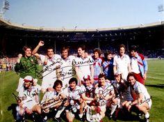 EQUIPOS DE FÚTBOL: WEST HAM Ganador de la Copa de Inglaterra 1980