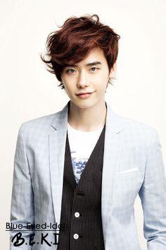 BLUE EYED K-ACTORS: #351  Lee Jongsuk - Actor