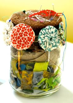 Pretty Pincushions from Fabric Scraps: 4 Ideas - Quilting Daily - Blogs - Quilting Daily