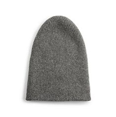 Fashion Week NYC: Helmut Lang Lux Ribbed Beanie