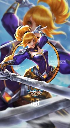 Wallpaper Phone Fanny Blade Dancer by FachriFHR