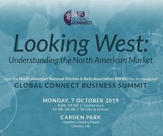 We're headed to the UK in October to help British and European brands 'Look West'. That sleek European look and creative British styles have long been coveted by US buyers but selling in the US has as many challenges as it does opportunities and NKBA now