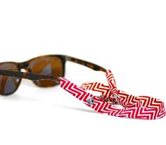 CottonSnaps Sunglass Straps - Cotton construction - 11.5 inches in length - (Each strap) - Latex free tubing holds your sunglass frames in place - Custom 11mm CS riveting - Epoxy coated magnetic attac
