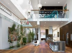 Prototype Design Lab Creates a Stunning Contemporary Residence in South Mississauga
