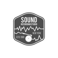 Music Logo Design: All Images. Logaster - Online Logo Maker, Create a Free. Music Logo Inspiration, Logo Design Inspiration, Music Production Companies, Image Key, Record Company, Online Logo, How To Make Logo, Studio Logo, Logo Maker