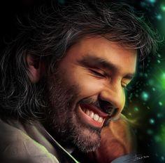Andrea Bocelli Andrea Male Artist Beautiful Person