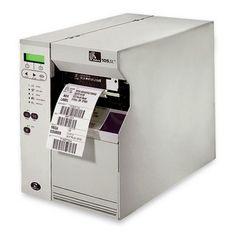 máy in mã vạch zebra 105SL plus 203pdi - 300dpi