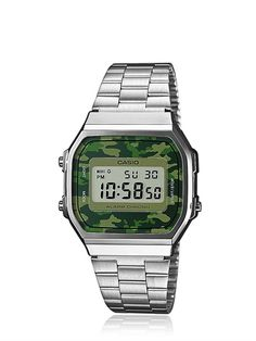 G-SHOCK - VINTAGE CAMOUFLAGE WATCH - LUISAVIAROMA - LUXURY SHOPPING WORLDWIDE SHIPPING - FLORENCE