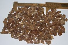 Enstatite Crystal rough Tanzania up to 13mm 500 carat