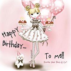 Happy Birthday Princess Quotes Sayings 52 Ideas Happy Birthday To Me Quotes, Happy Birthday Princess, Today Is My Birthday, Birthday Month, Happy Birthday Wishes, Birthday Greetings, Birthday Cards, February Birthday, Birthday Ideas