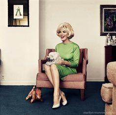 Marilyn Monroe & Maf