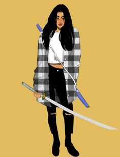 modern day samurai by boyofzoot