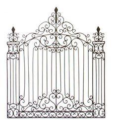 Gate Wall Art