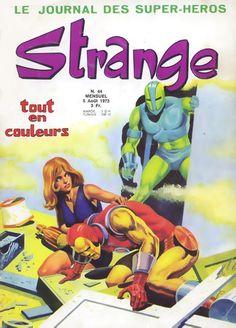 Couverture de Strange -44- Strange 44