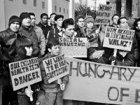 Hungary-Bicske-Protest-2012-1
