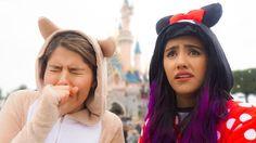 NOS ROBARON EN DISNEY | LOS POLINESIOS VLOG - YouTube