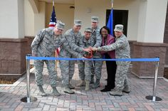 Vandenberg Air Force Base, Airboat Rides, Army Corps Of Engineers, Education Center, Us Army, Ribbon, Strong, Building, Tape