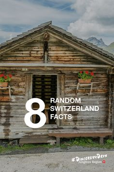 In honor of switzerland's birthday on saturday, here 8 Random Switzerland facts for you - Check it out! 🇨🇭🇨🇭🇨🇭🇨🇭🇨🇭🇨🇭🇨🇭🇨🇭  #Switzerland #1stofaugust #jungfrauregion #madeinbern #inLOVEwithSWITZERLAND Some People Say, White Crosses, Recycled Bottles, Vatican City, Mountain Landscape, World Famous, Countries Of The World, Hiking Trails, Continents