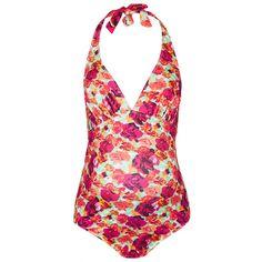 faf71be1a6ec5 TOPSHOP Maternity Summer Rose Swimsuit (€9