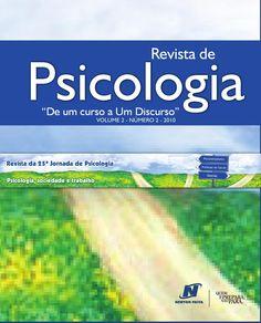De um Curso a Um Discurso - edição 2  Revista Eletrônica do Curso de Psicologia do Centro Universitário Newton Paiva