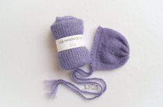 Newborn Photo Prop Newborn Wrap Set in by PhotoPropsByMissLene