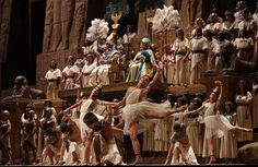 """In a season that has already featured productions of """"La Bohème and """"Carmen,"""" the Met completes the ABC's with """"Aida."""""""