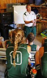 Tenth-year head coach NEIL MACMILLAN has guided Ohio field hockey to four MAC Championship titles.