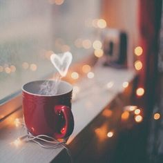 coffee warms my cold heart