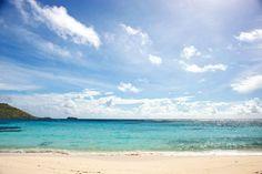 Sunrise House private beach – Mustique