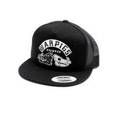 Black WarPigs Trucker cap