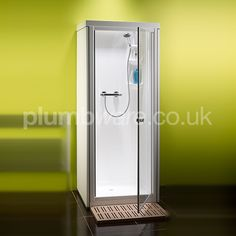 The Kingston range of shower cubicles offer leak-free showering in an instant. Arriving fully assembled and watertight.